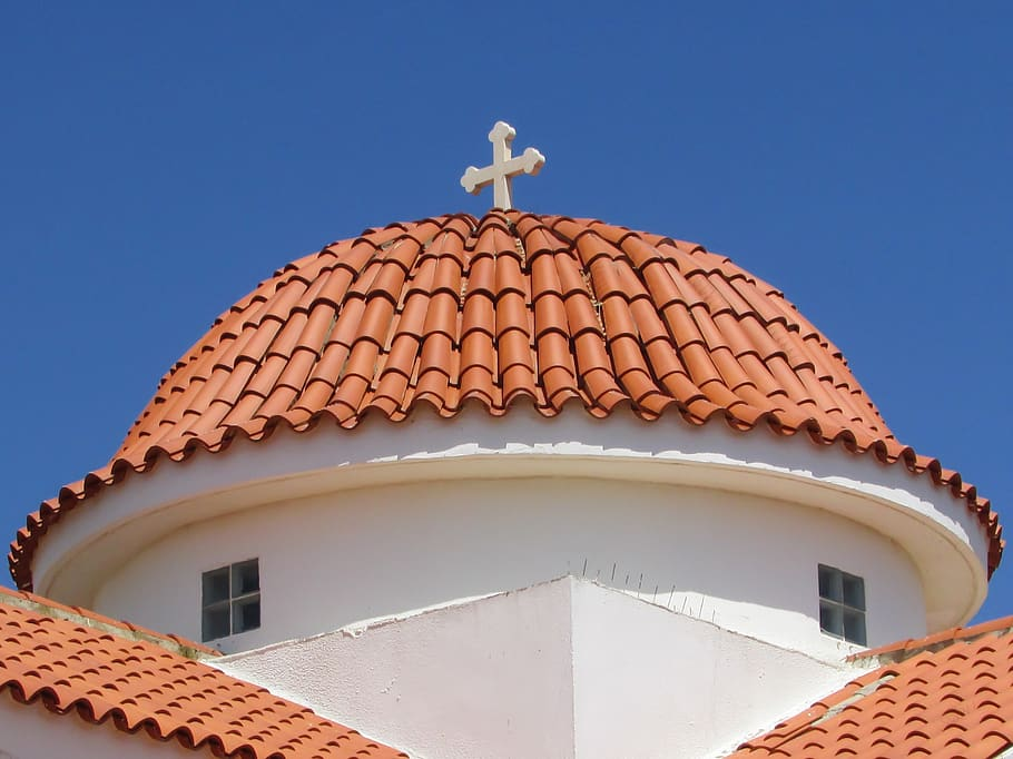 Church Orthodox Dome Architecture Services