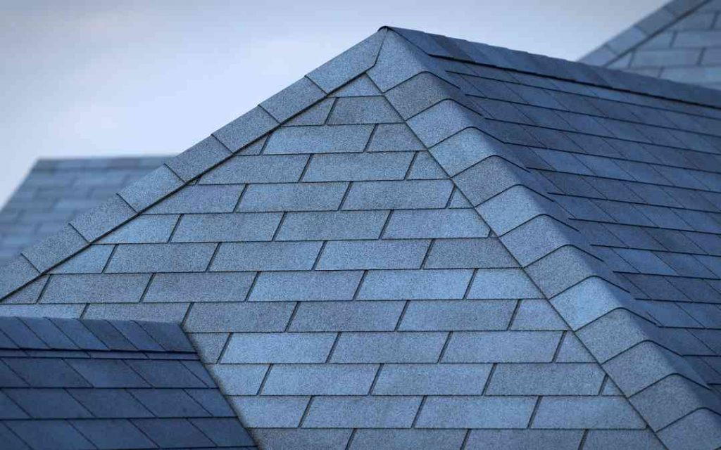 In Denton County a  home that uses asphalt shingles as a roofing material